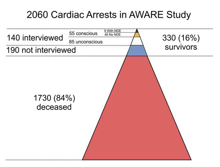 sam parnia aware study of consciousness and NDE during cardiac arrest