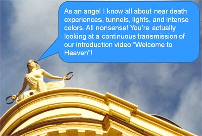 near death experience - NDE